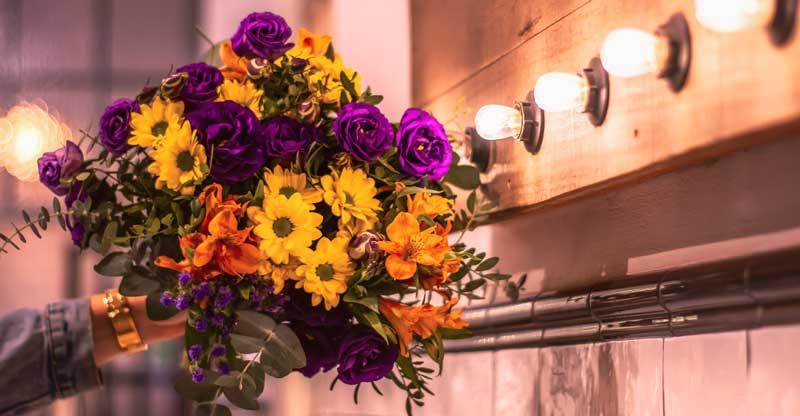 Ramos de flores para cumpleaños 1