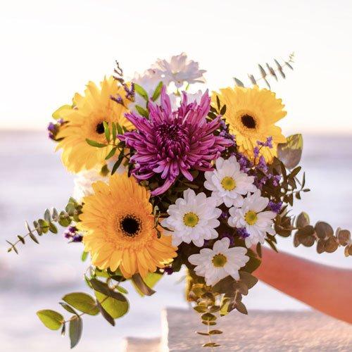 Ramos de Flores Frescas 22