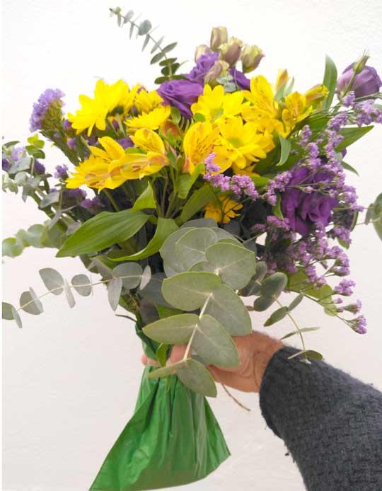 Flores a domicilio desde 25€ 9