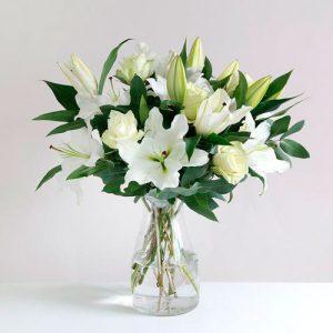 como conservar flores frescas