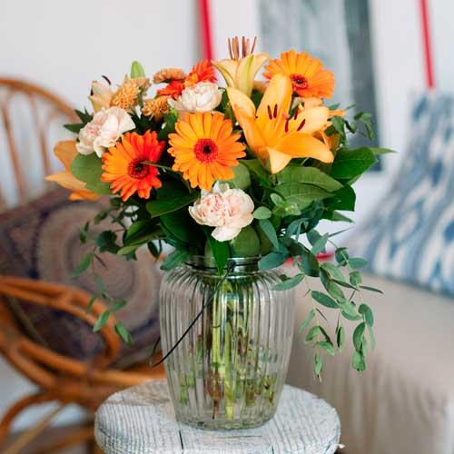 Ramos de Flores Frescas 15