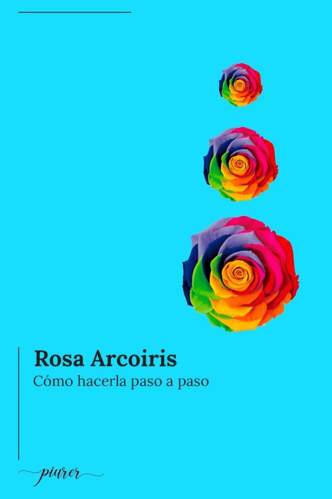 La Rosa Arcoiris 1