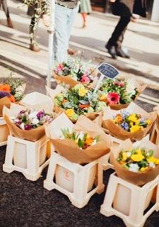Bouquet variado con flores de temporada 1