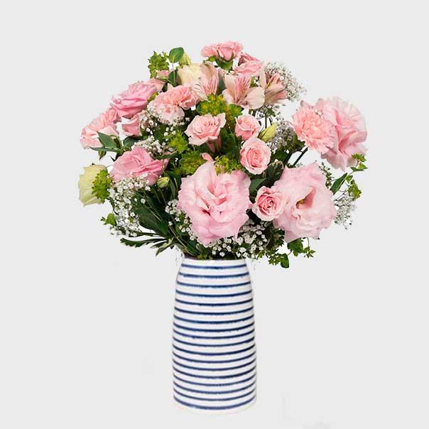 Piur Sociable - Flores variadas tonos rosas 2