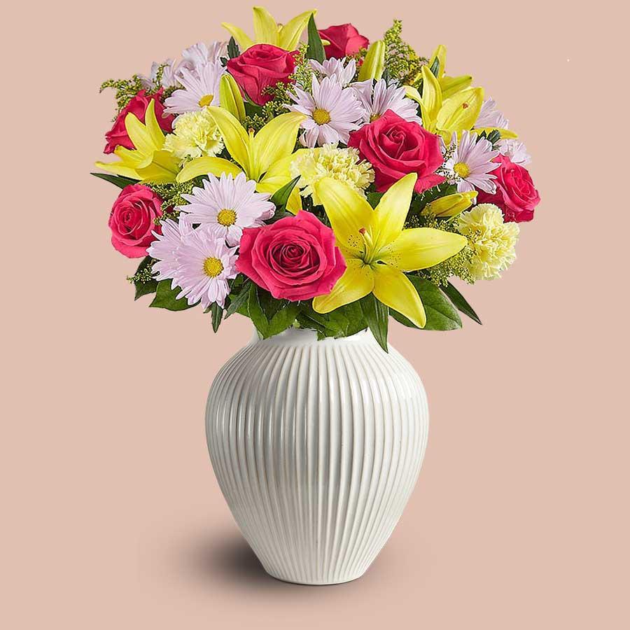 Piur Spring - Lirios y Rosas 1